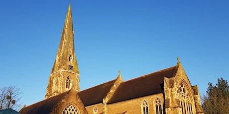 St James' Church, Weybridge - 10am  Holy Eucharist - 13 June 2021 tickets