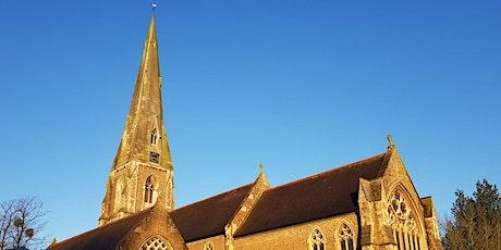 St James' Church, Weybridge - 11.15am  Holy Eucharist - 13 June 2021 tickets