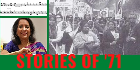 STORIES of '71: A performative storytelling & music walking tour tickets