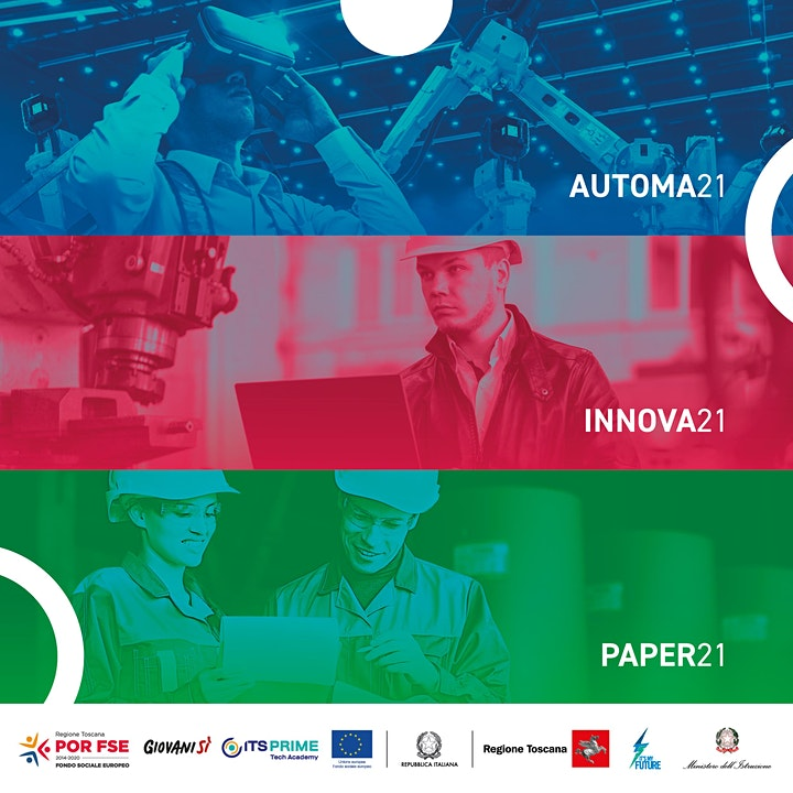 Immagine ITS Prime-Tech Academy: Open day online
