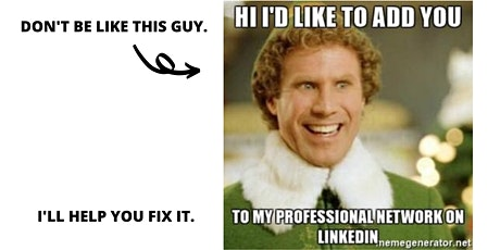 HOW to improve your LINKEDIN profile (practical workshop online) tickets