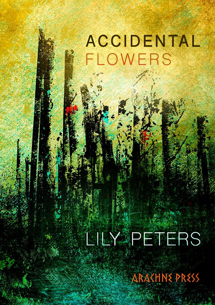 Book Launch Accidental Flowers by Lily Peters image