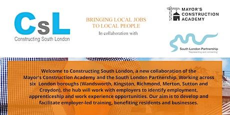 Constructing South London, MCA Hub -  Women in Construction tickets