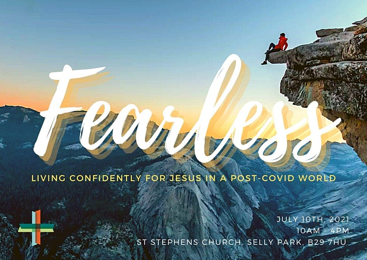 Crossway Day Away - Fearless! image