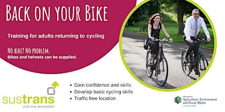 Back on your Bike - Belfast tickets