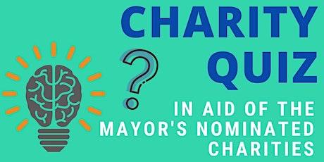 Town Mayor of Harpenden's Charity Quiz tickets