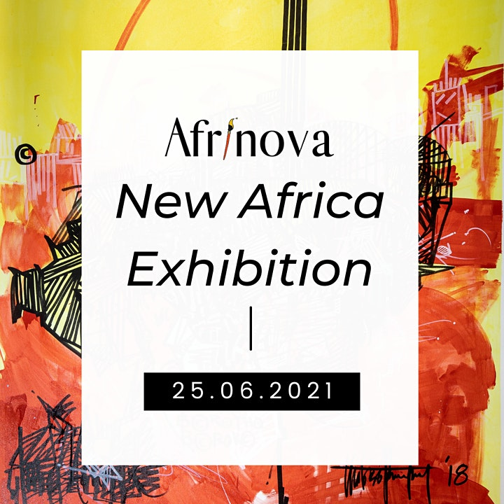 Afrinova - New Africa Exhibition Opening image