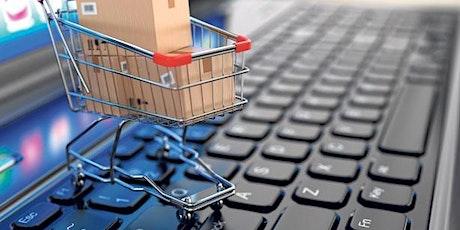 Aan de slag met e-commerce tickets
