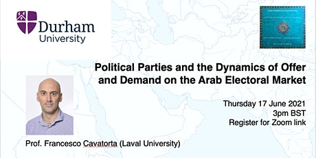 Political Parties: Dynamics of Offer & Demand on the Arab Electoral Market tickets