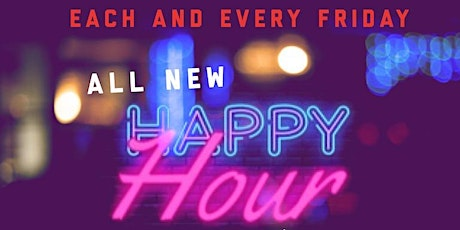It's an All New HAPPY HOUR at Tu-Chi Creative Kitchen (ARLINGTON, TX) tickets