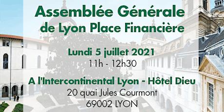Assemblée Générale de Lyon Place Financière billets