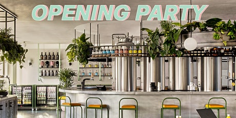 Kraft Dalston Opening Party tickets