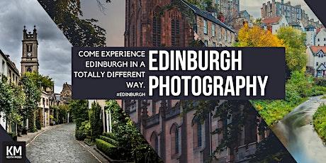 Street Photography Workshop along Edinburgh Landmarks tickets