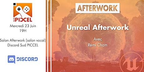 Sud PICCEL - Unreal Afterwork avec Rémi Cham billets