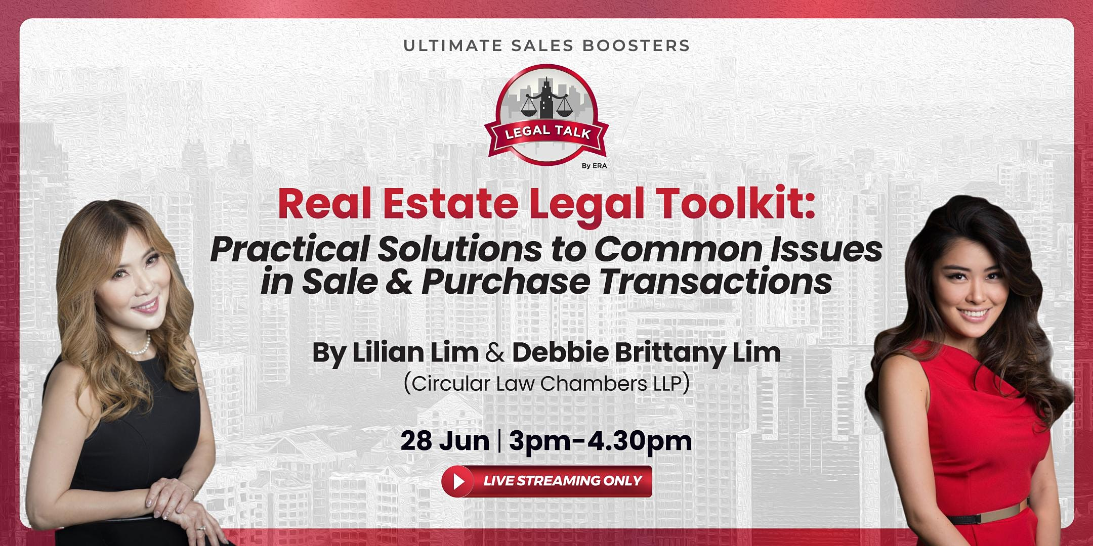 Real Estate Legal Toolkit