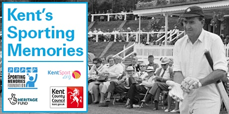 Kent's Sporting Memories: Book Launch Celebration tickets