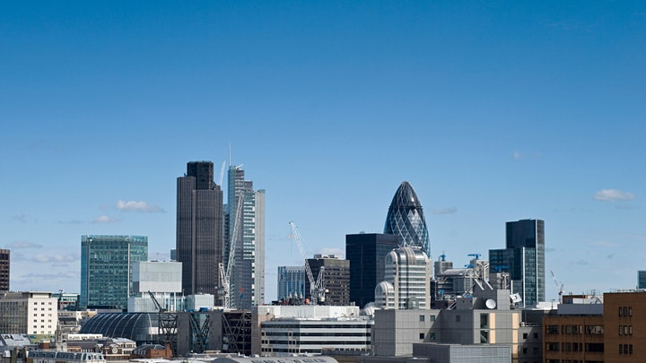 London as a Financial Centre Walk image