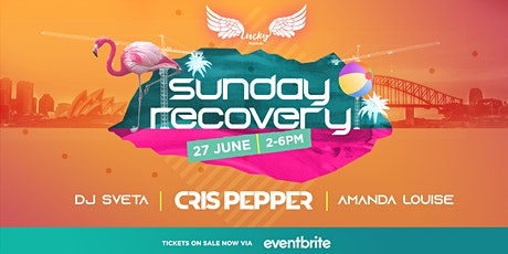 Boat Party // Sunday Recovery on Harbour tickets