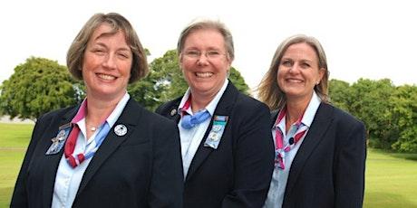 Meet the Scottish chief commissioner team (Glasgow) tickets