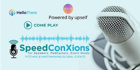 Upself Speed ConXions tickets