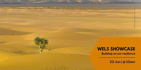 WELS Showcase: Building on our resilience (10:00-13:30) tickets