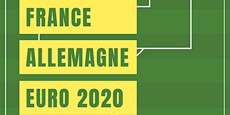FRANCE vs ALLEMAGNE billets