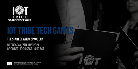 IoT Tribe Tech Games: Space Endeavour Cohort #03 Tickets