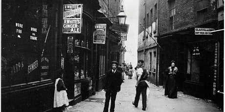 A History of London through Fascinating Street Names: An Online Talk tickets