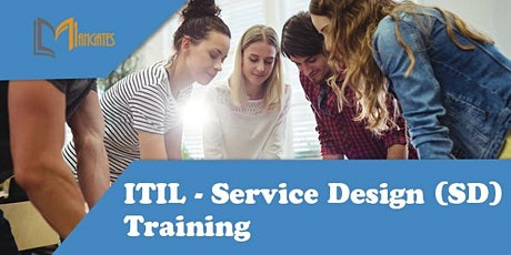 ITIL - Service Design (SD) 3 Days Training in Mexico City boletos