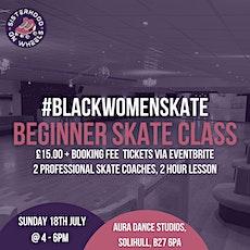 Beginner Skate Class tickets