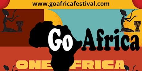 Go Africa Cultural Community Hub Workshops 2021 tickets