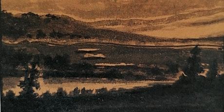 Good Afternoons  @ The Burton: Keiron Leach - Ink Landscape Artist tickets