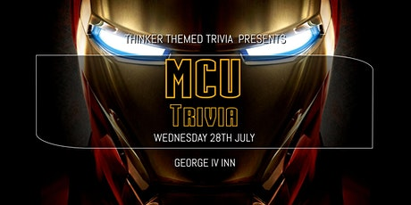 MCU Trivia - George IV tickets