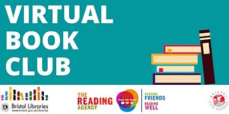 Virtual Book Club - July tickets