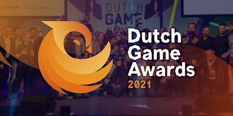 Dutch Game Awards 2021 tickets