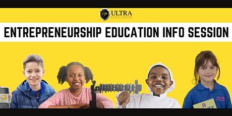 Ultra Education Monthly Info Session tickets
