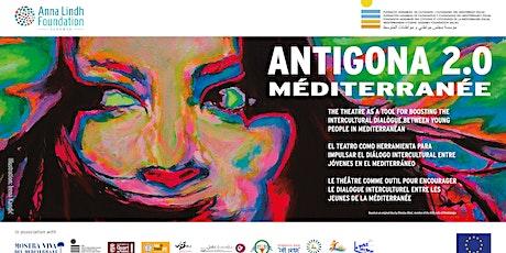 Antígona 2.0: Mediterranée: Debate y Mesa Redonda. entradas