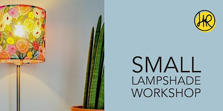 SMALL Lampshade Workshop tickets