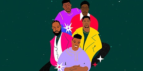 Heavy Circle: Uplifting Black Masculinity tickets