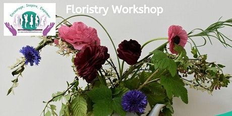 Flower Arranging with Motherwell Cheshire, Crewe tickets