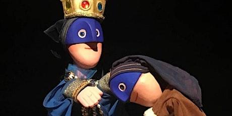 Il Principe e il povero biglietti
