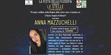 Festa della Filosofia: VISIONI DEL MONDO, Saronno, con A. Mazzuchelli biglietti