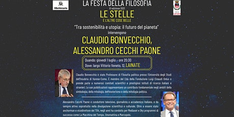 Festa della Filosofia - Lainate: Bonvecchio e Cecchi Paone biglietti