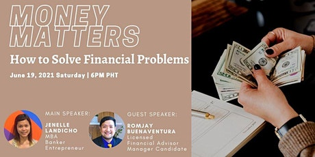 MONEY MATTERS: How to Solve Financial Problems biljetter
