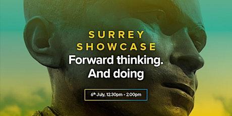 Surrey Showcase 2021 tickets