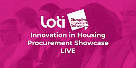 LOTI Innovation in Housing Procurement Showcase tickets