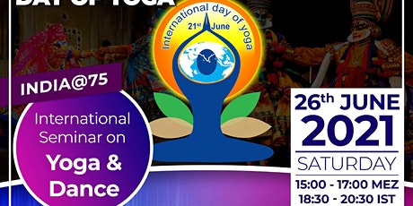 International Seminar on Yoga & Dance tickets