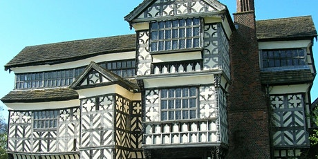 Timed entry to Little Moreton Hall (16 June - 20 June) tickets