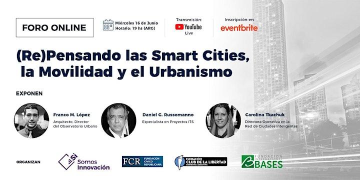 Imagen de CLUB DE LIBERTAD - REPENSANDO LAS SMART CITIES, LA MOVILIDAD Y EL URBANISMO