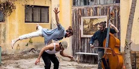 Tres Tristes Tíos - Amer Kabbani - Miquel Barcelona entradas